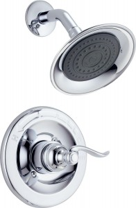delta faucet windemere monitor chrome shower bt14296