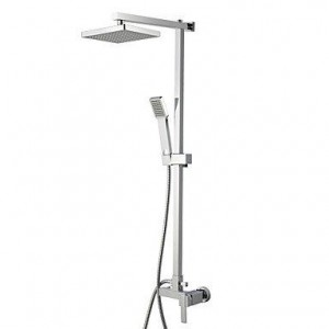 faucetdiaosi 8 inch contemporary hand showerhead b0160o29zs