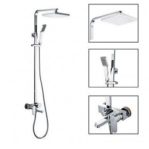 lanmei bathroom faucets adjustable wall mount shower b013tezsgo