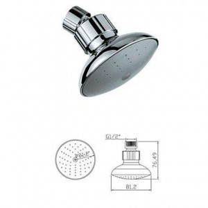lanmei bathroom faucets water saving abs showerhead b013tesqdg
