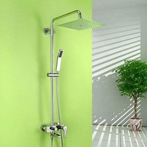ltyu faucets contemporary chrome brass shower b0166et6ty