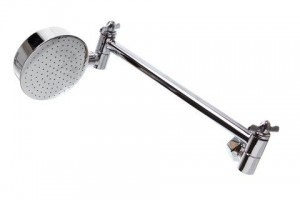 neatitems 9 inch aussie chrome rain showerhead 19 013 c