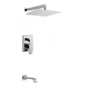shanshan bathroom faucets double wall mounted shower b013tee79s