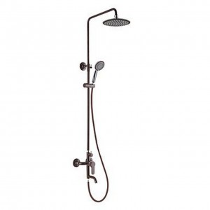 ymd contemporary three holes single handle showerhead b016norw4i