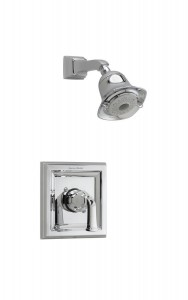 american standard polished chrome flowise showerhead t555527 002