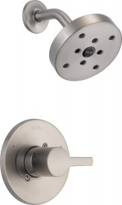 delta faucet compel stainless shower t14261 ss