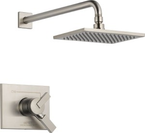 delta faucet vero monitor stainless shower t17253 ss