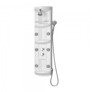 dreamline hydrotherapy shower panel shcm 1007