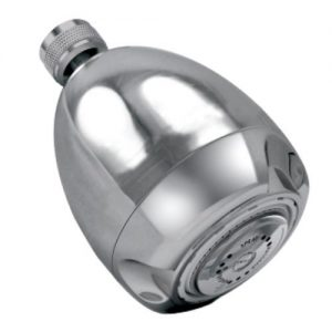 niagara earth massage low flow showerhead