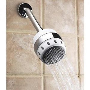 sprite royale chlorine chrome trim showerhead