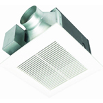 panasonic whisperceiling 110 cfm ceiling mounted fan 2