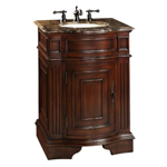 brown marble top ethan bathroom vanity 7