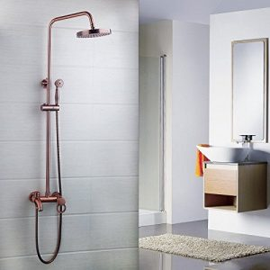 Detroit Bathware Antique Wall Mounted Rain Shower 8850
