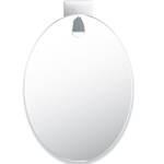 cassani fogless shower mirror includes razor hook 1