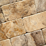 philadelphia travertinet tumbled brick tile 9