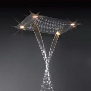 Hai Lighting 31 Inch Remote Control LED Showerheads