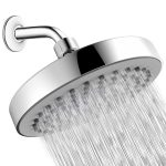Adjustable Luxury High Pressure RainShowerhead