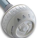 waterpik original mode massage showerhead 1