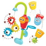 Automated Spout Baby Bath Toy Showerhead
