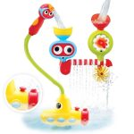 battery operated water pump kids handshower