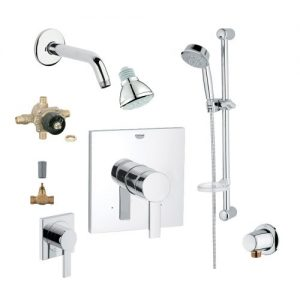 Grohe 2WVC-ALPC Custom Shower 2-Wall Volume Control System