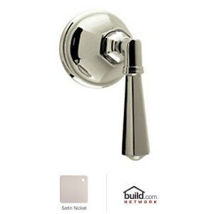 Rohl A4812LMSTNTO Volume Control Satin Nickel Shower