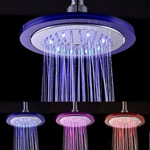 asbefore contemporary led showerhead b014iiffg8