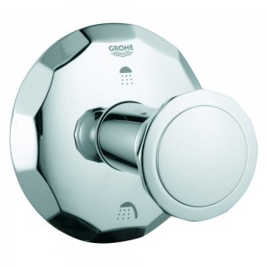 grohe kensington diverter trim chrome shower 19271000