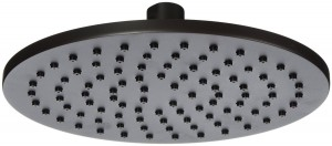jones stephens corporation 8 inch contemporary rain head s0192rb
