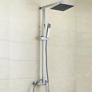 qin linyulongtou 8 inch contemporary showerhead b014ngk952