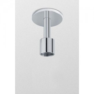 toto 3 inch polished ceiling mount rain shower ts100mc3 pn