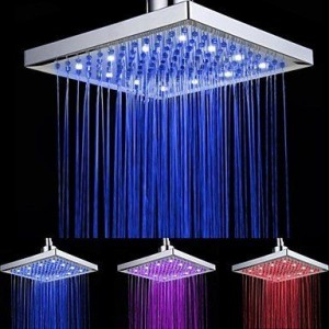 lei liping 8 inch battery free led showerhead b015h34y3i