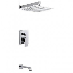 lei liping contemporary 12 inch wall mounted showerhead-b015h5apfm