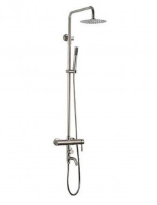 faucet shower 5464 304 rainfall 8 inch showerhead b015f5x9u2