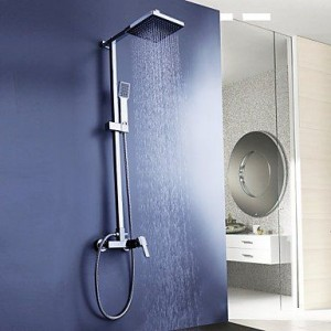 lei liping 8 inch contemporary tub hand shower b015h5bh86
