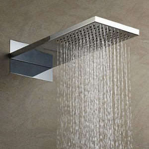 lei liping chrome rain showerhead b015h55yee