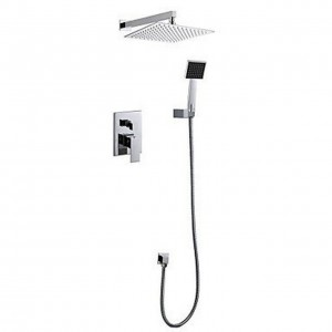 lei liping contemporary 10 inch square showerhead b015h59dtq