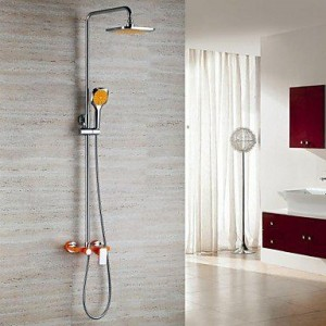 luci colored wall mount shower b015h8qb8y