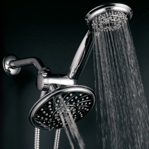 hotelspa specials luxury 30 setting 6 inch rain shower head b00wzhewu0