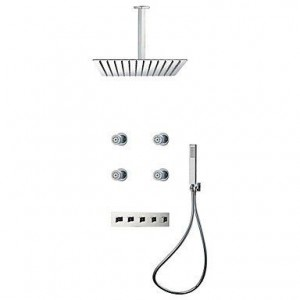 qin linyulongtou brushed atomizing shower b013wuid5s