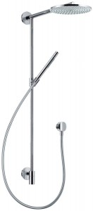 hansgrohe raindance connect chrome shower hg27164001