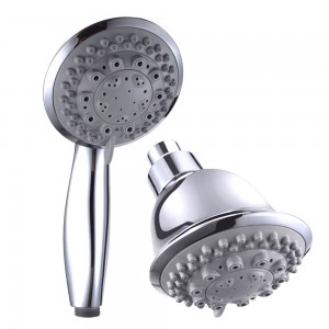 kone combo 7 setting handshower with bathroom universal replacement overhead r700