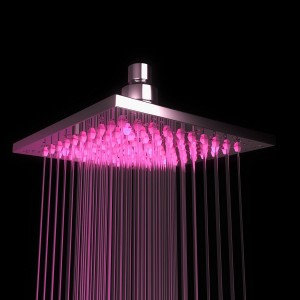 oasis luxury rain shower head 700 ssl