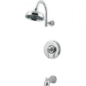 pfister ashfield single rain can showerhead g89 8ypy