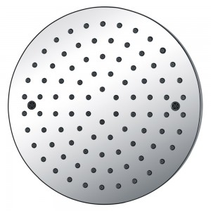 dawn single function 8 round rain showerhead rss0410100 8