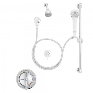 speakman sentinel pressure lever handle shower sm 3060