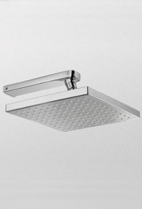 toto brushed upton showerhead ts630a bn