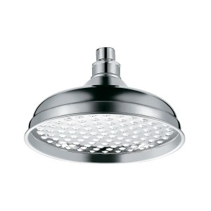 yakulttm elegant fixed wall mount showerhead srsh06t2