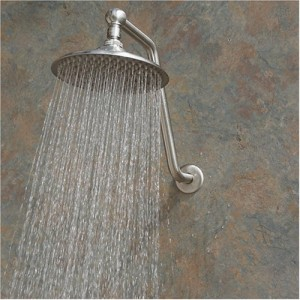 zoe industries atlantis rain showerhead 520576
