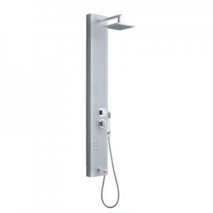 ove 3 jet tower stainless steel shower osc 26